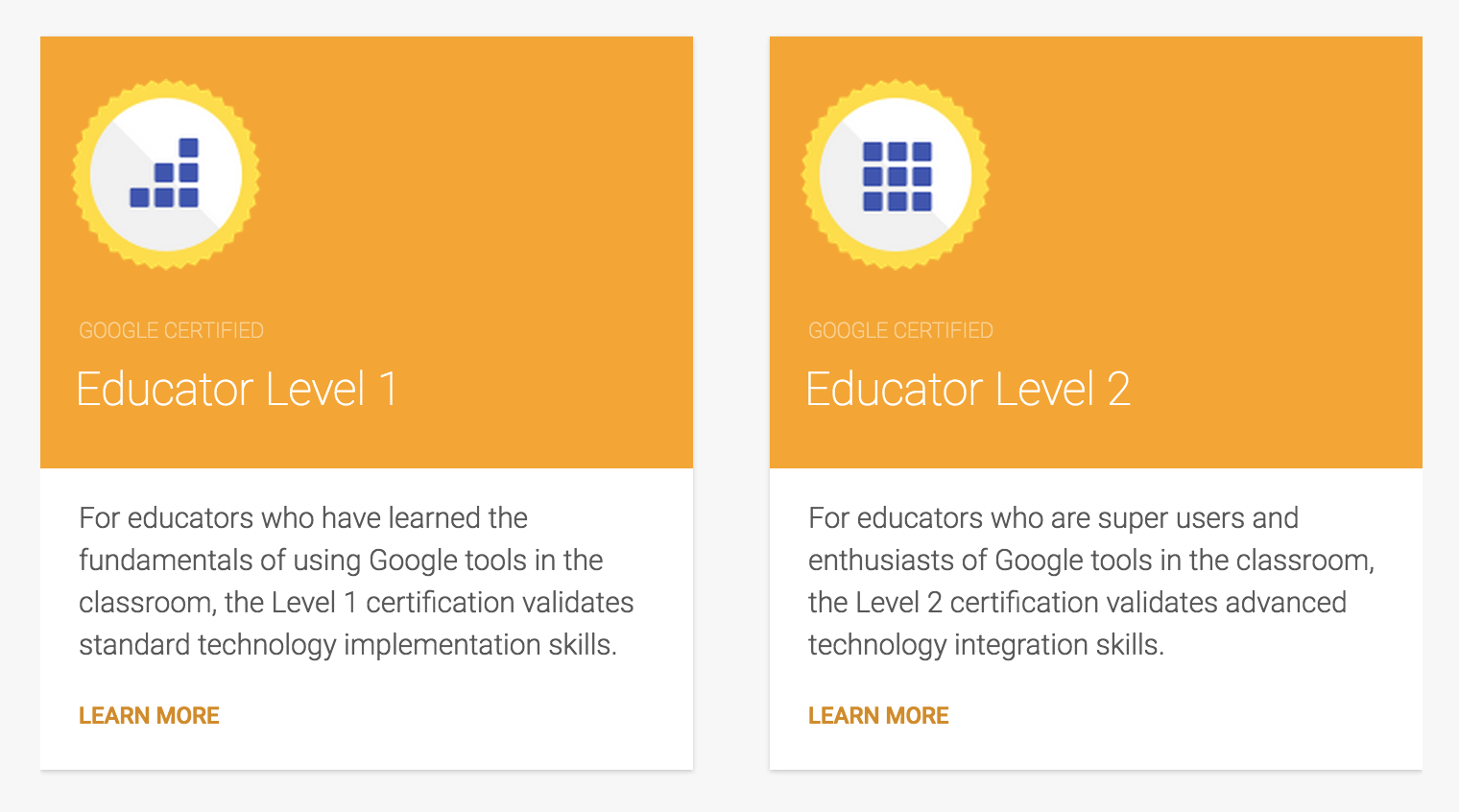 Google Certified Educator Adventures In Eduteching
